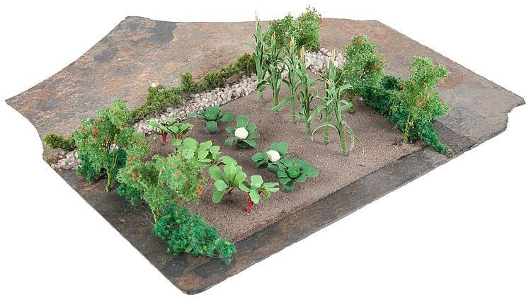 Faller 181114 Hágalo usted mismo mini-diorama verduras