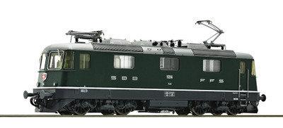 Roco 73254 HO Locomotora eléctrica Re 4/4ˡˡ, SBB