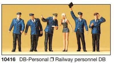 Preiser 10416 H0 - personal DB