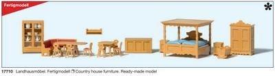 Preiser 17710 H0 - muebles para jardines