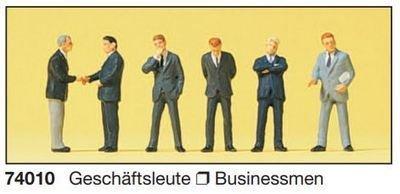 Preiser 74010 1:100 - negocio