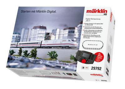 """Märklin 29792 H0 Caja de iniciación en digital """"ICE 2"""". 230 V"""