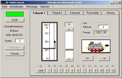 Uhlenbrock 19200 IB Multi-Control