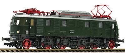 Fleischmann 431801 Locomotora eléctrica 119 011-5 (BR 119.1), DB