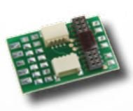 Uhlenbrock 71680 1 pieza, adaptador de interfaz Plux22