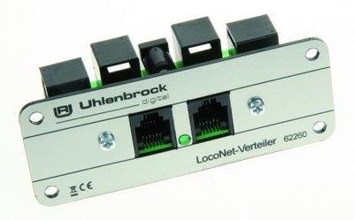 Uhlenbrock 62260 Colector Loconet