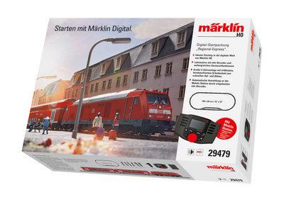 """Märklin 29479 Caja de iniciación en digital """"Expreso regional"""""""