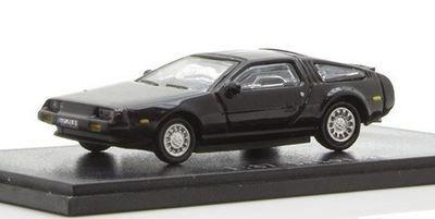 NPE 88002.3 H0 DeLorean DMC 12 Classic color negro