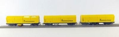 Reserva anticipada - 9635 H0 paquete triple 01, AC ~ Sistema Märklin