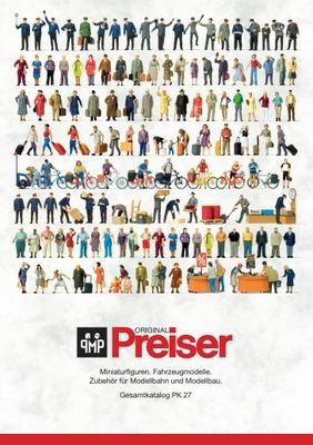 Preiser Catalogue 27
