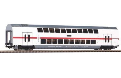 Piko 58802 H0 IC 2 coches de dos pisos de 1ª clase