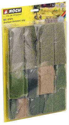 Noch 07071 Surtido de fibras de hierba, largas