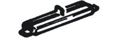 Roco 42611 - Conectores de aislamiento