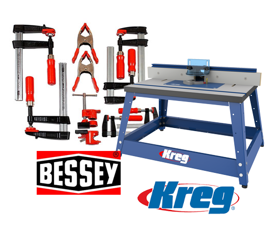 Woodworking shop package