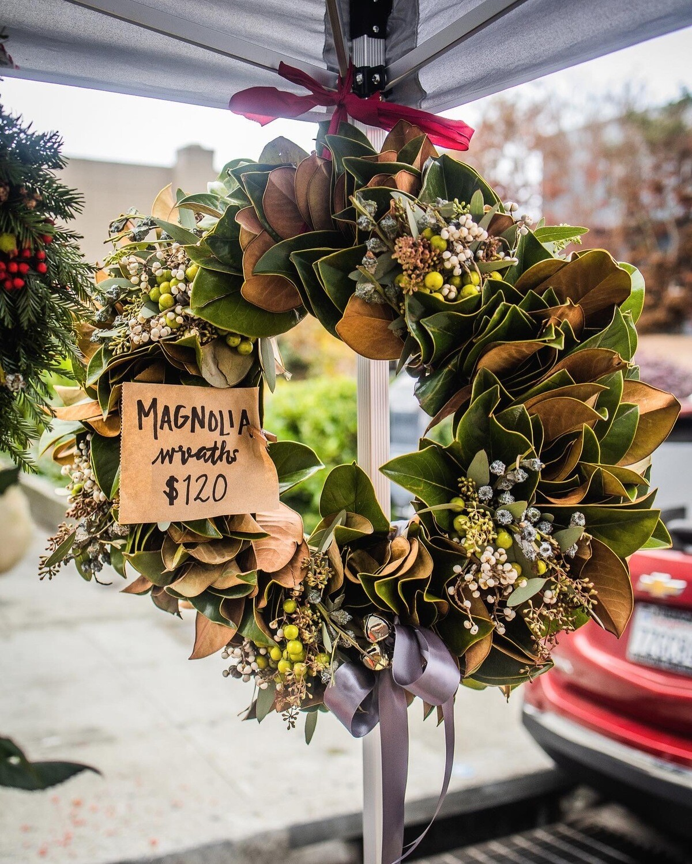 Winter Wonder Wreath