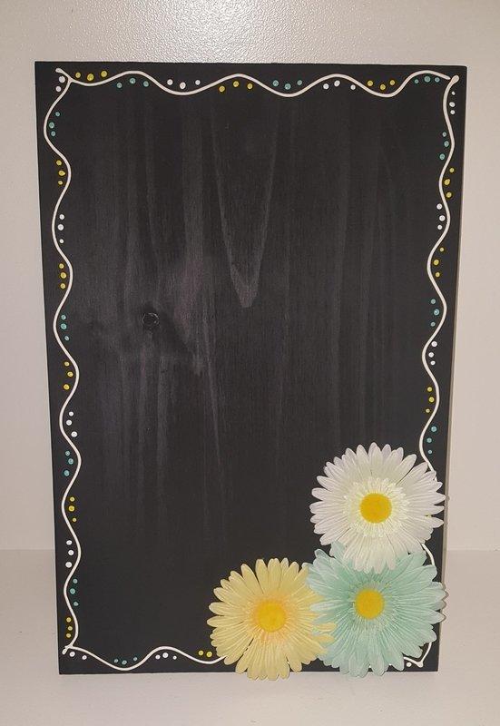 Chalkboard Finished Door/Wall Decor