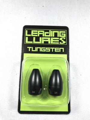 3/4 oz Tungsten Flipping Weight - 2 Count