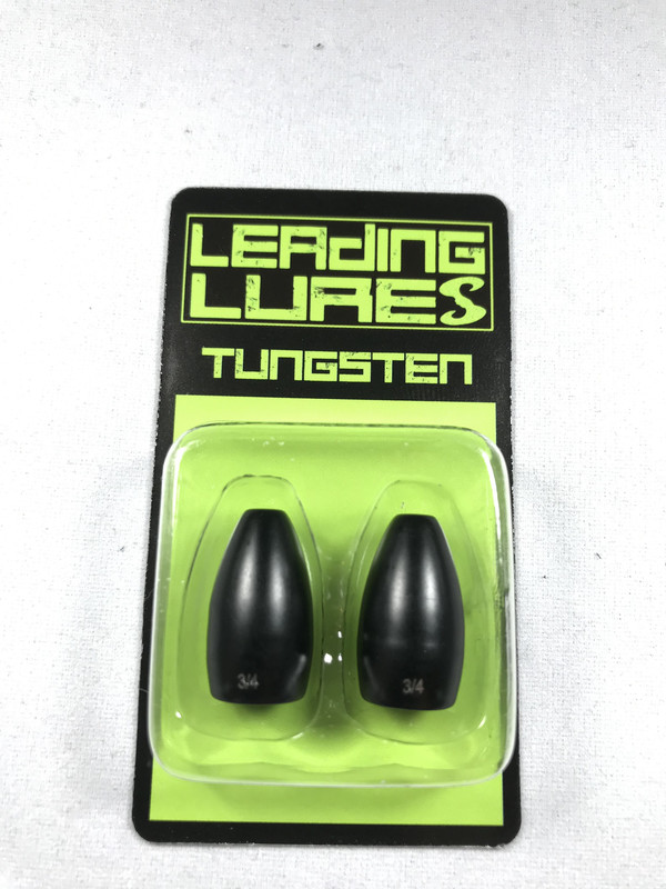 3/4 oz Tungsten Flipping Weight - 2 Count