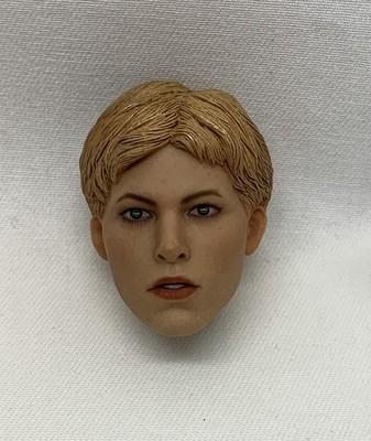 Loose Part- POPToys Saint Knight 1/6th Scale Molded Hair Headsculpt
