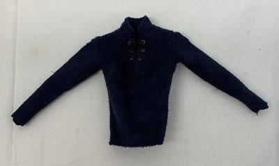 Loose Part- Dark Blue Undershirt w/Tie Up