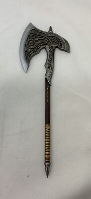 Loose Item:  Red Sonja Steampunk Large Axe (Plastic)