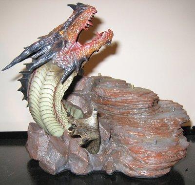 TBLeague Red Sonja Dragon Base