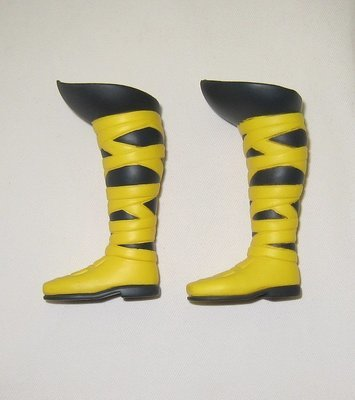 Loose Part- Playing Mantis Thor Plastic/Rubber Boots