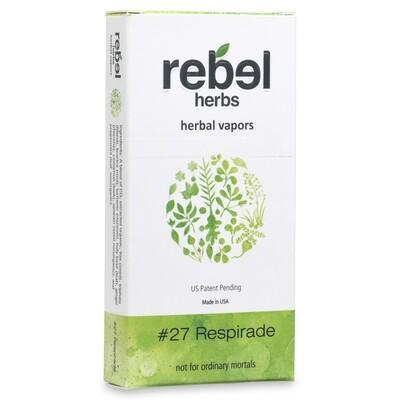 #27 Respirade Herbal Vapor Kit
