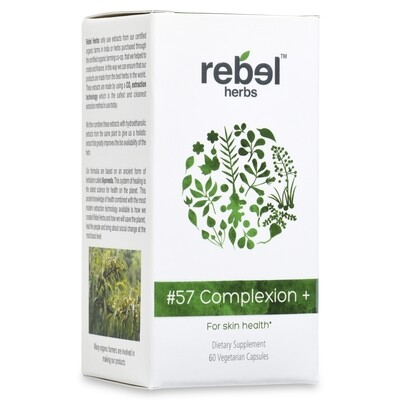 #57 Complexion+ 60 capsules