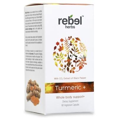 Turmeric + 60 capsules