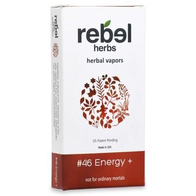 #46 Energy+ Herbal Vapor kit