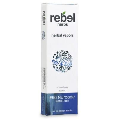 #66 Nuroade Herbal Vapor Refill Cartridge