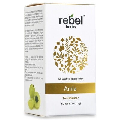 Amla dual extracted powder