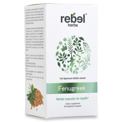 Fenugreek capsules