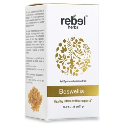 Boswellia dual extracted powder
