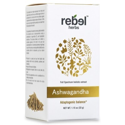 Ashwagandha dual extracted powder