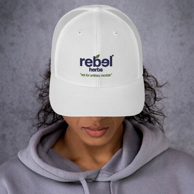 Rebel Trucker Cap