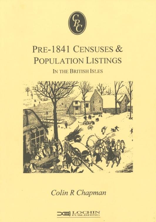 *NEW 6th EDITION* Pre-1841 Censuses & Population Listings in the British Isles