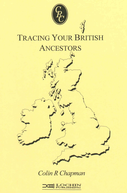 Tracing your British Ancestors