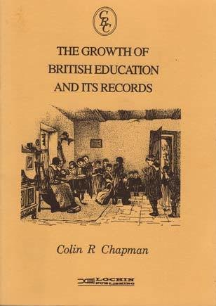 The Growth of British Education & Its Records