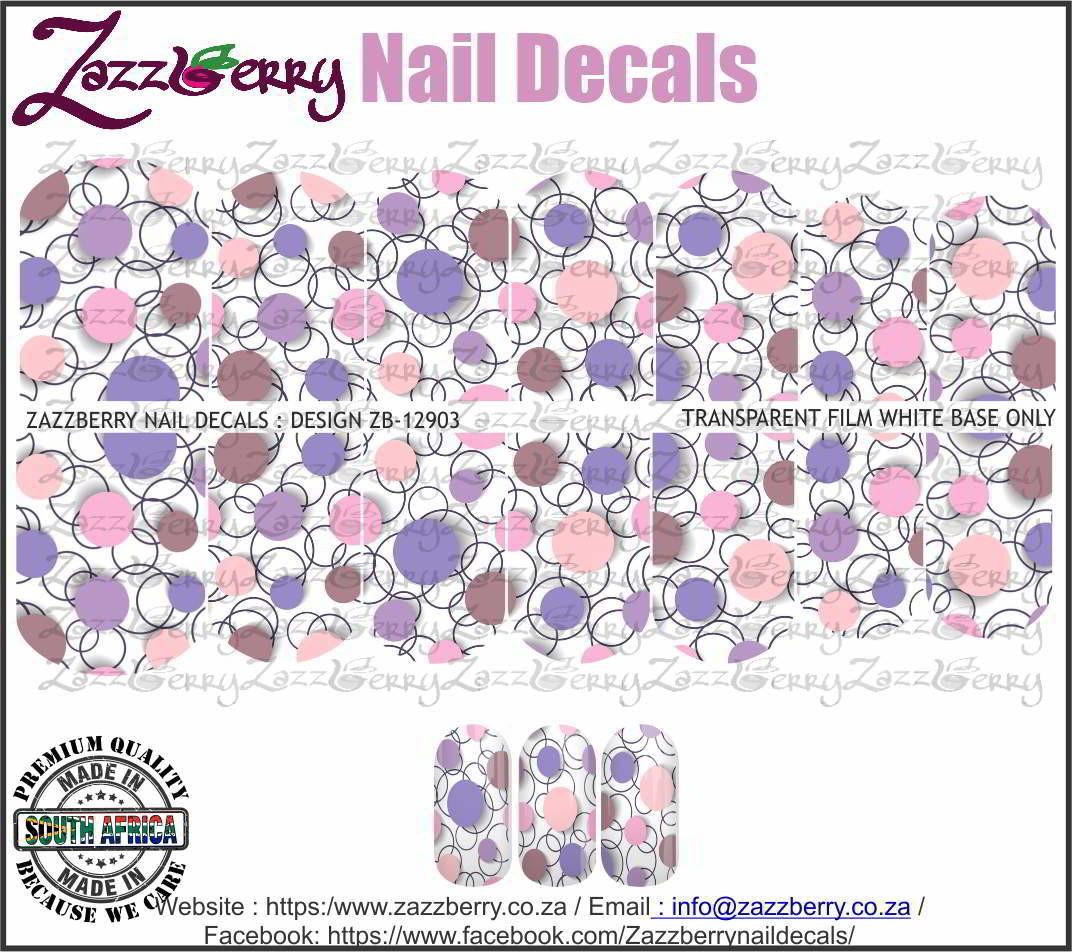 Pastel Polka Dots and Circles