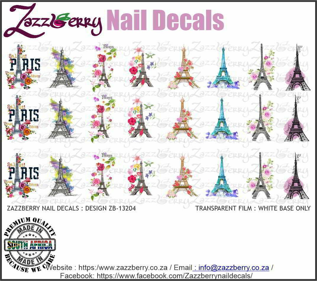 Paris Eiffel Tower Mix