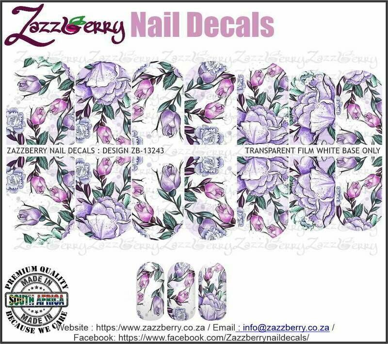 Purple Rose Buds