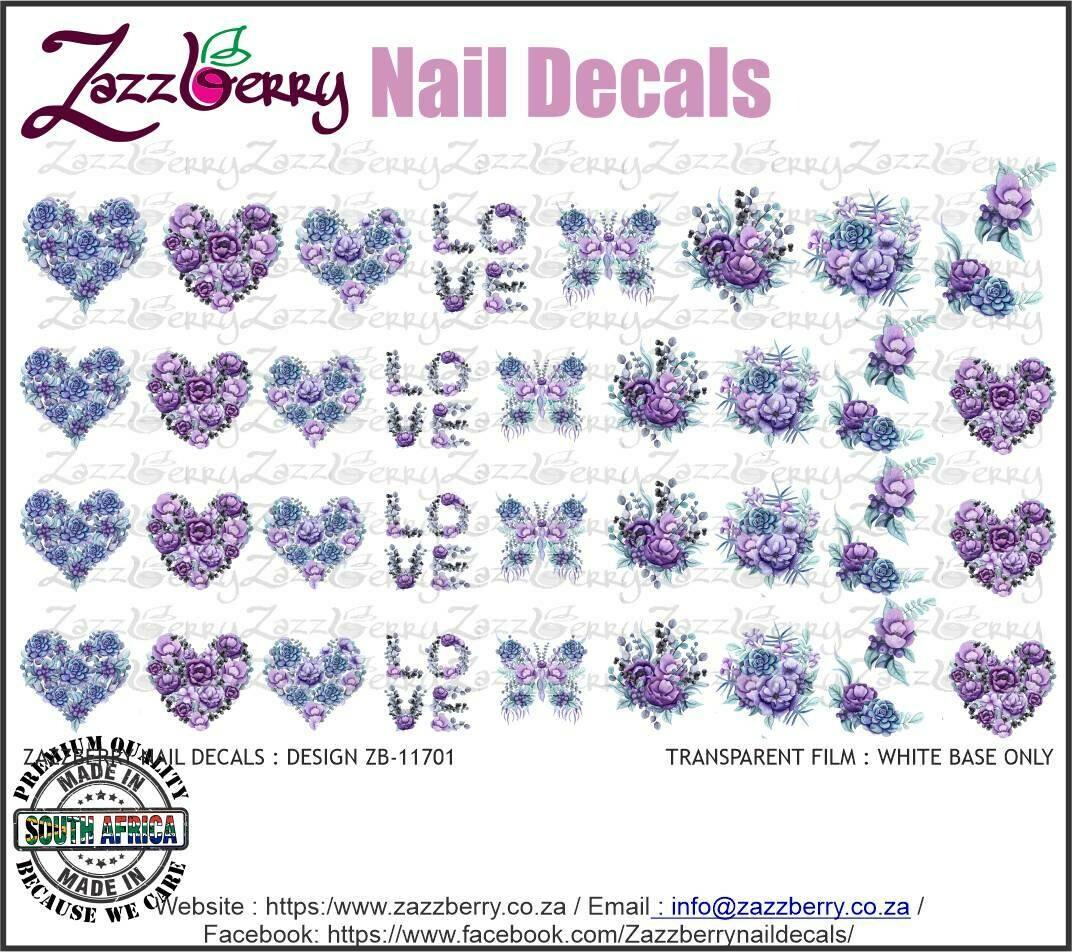 Purple Floral Dream
