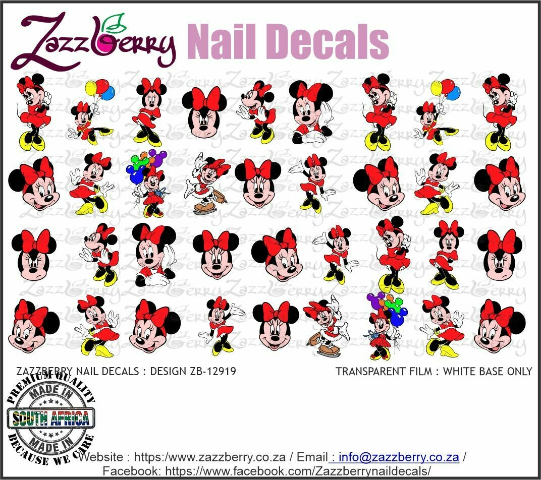 Minnie Mouse Singles