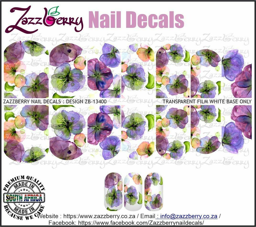 Pressed Pansies