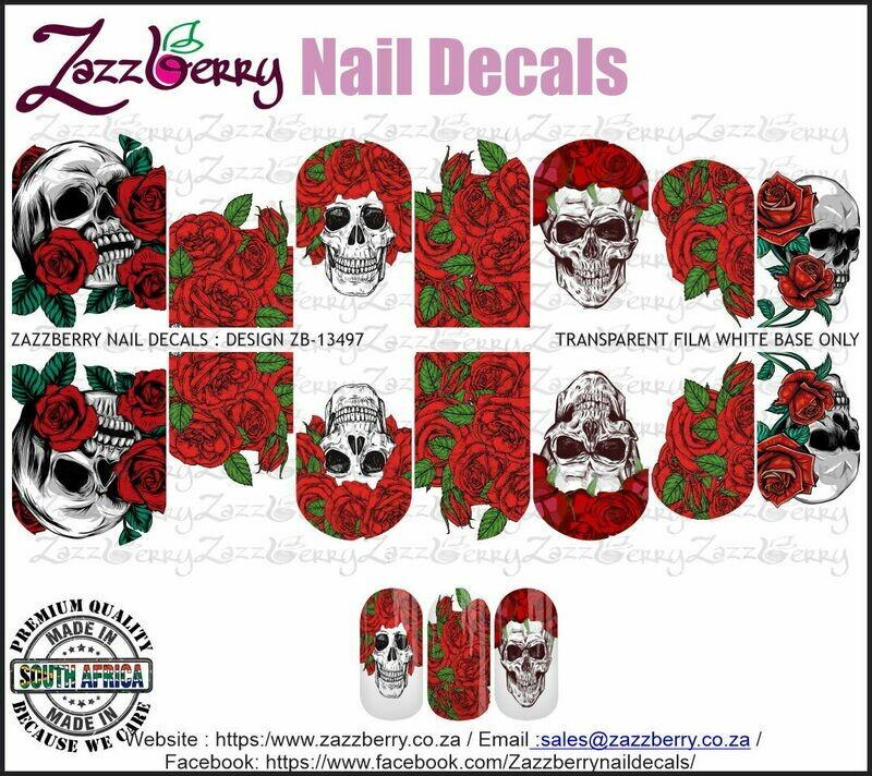 Red Roses & Skulls