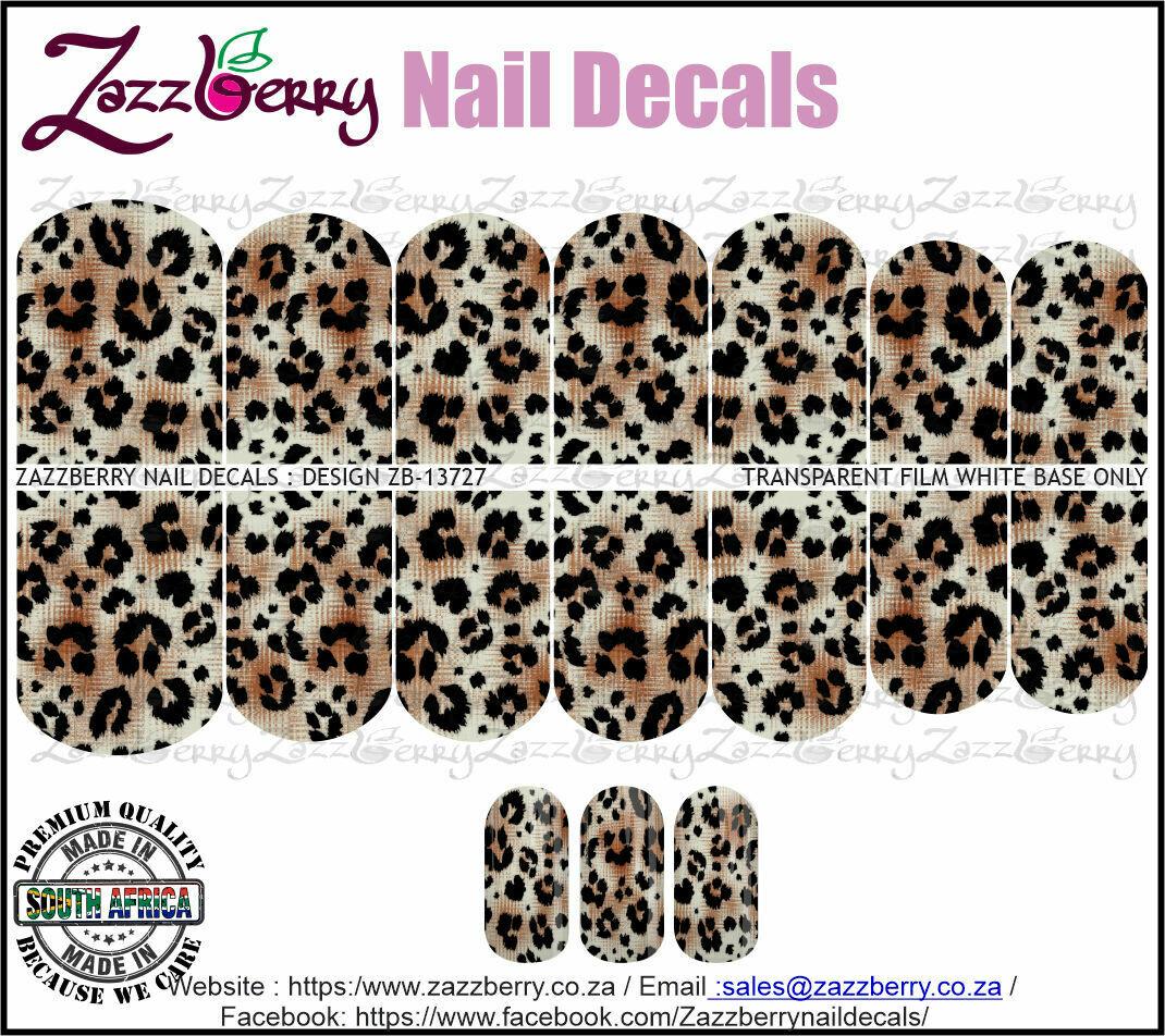 Hand Drawn Leopard Print