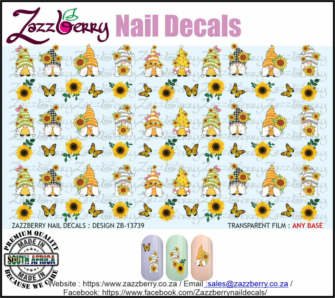 Sunflower Gnomes