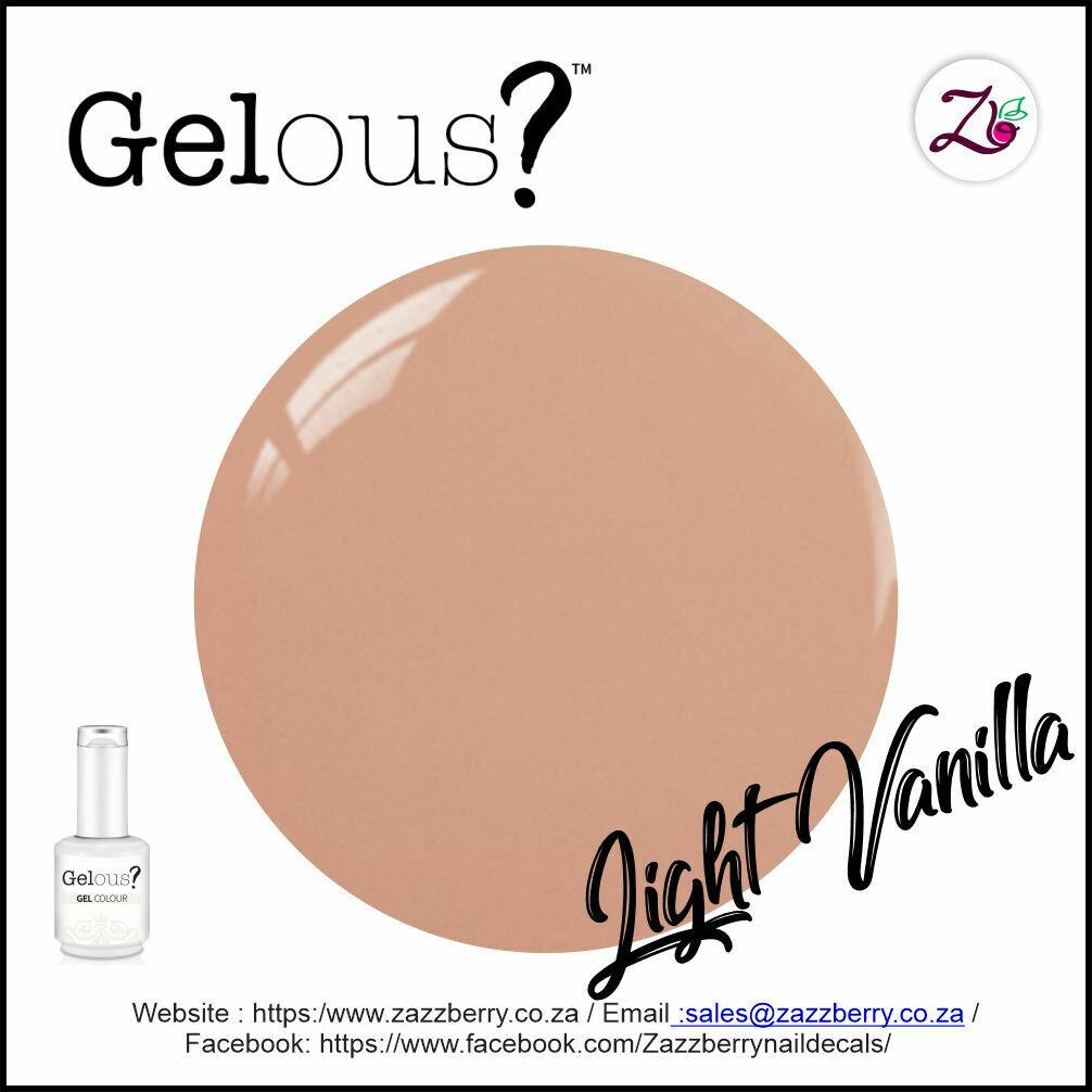 Light Vanilla